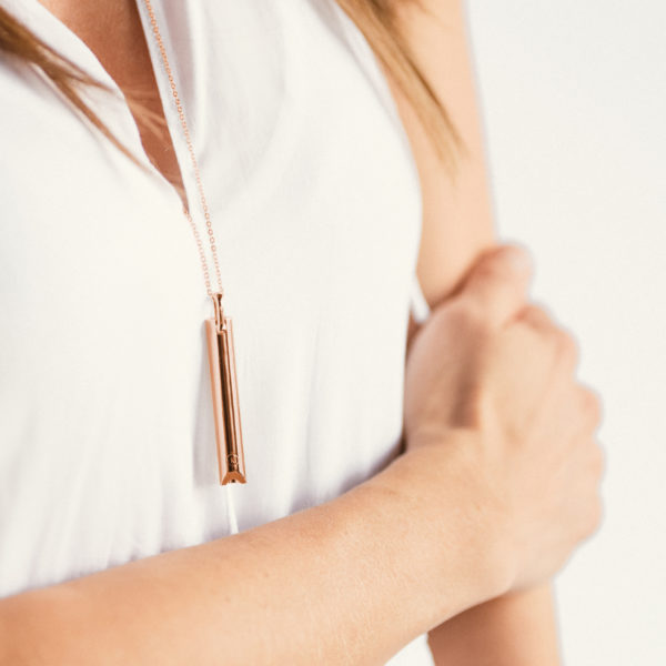 komuso-whistle-necklace-rose-gold_stress-relief-gifts