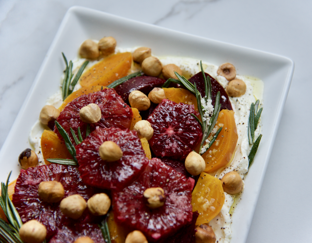 hazelnut-beet-salad-with-blood-orange-rosemary_by-Molly-Beauchemin