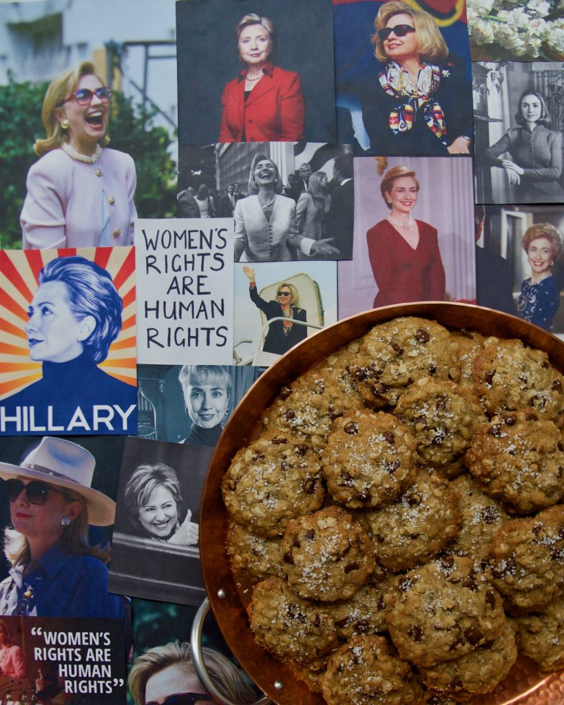 Hillary-Clinton-art_salted-chocolate-chip-cookies