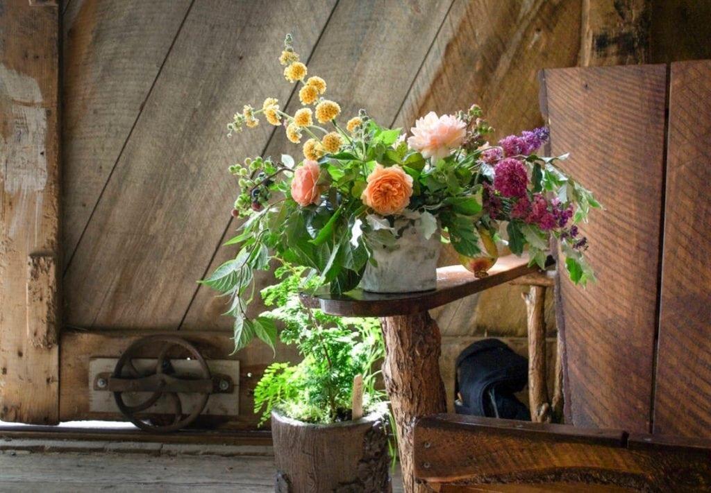 rustic-bouquet_Snug-Harbor-Farm-Maine_Kennebunkport-farms_honoring-life-meditation