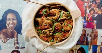 Barack-Obamas-favorite-meal_Michelle-Obamas-shrimp-linguini