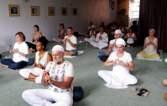 kundalini yoga nyc