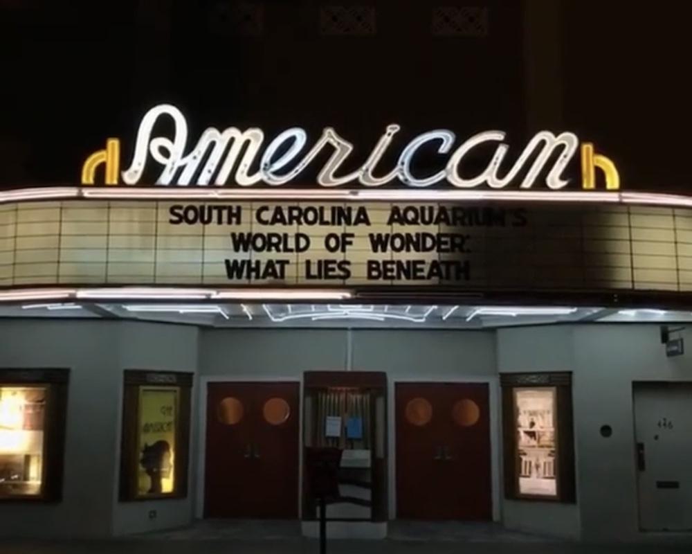 american theatre charleston south carolina