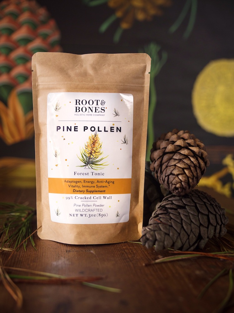 pine-pollen-recipes