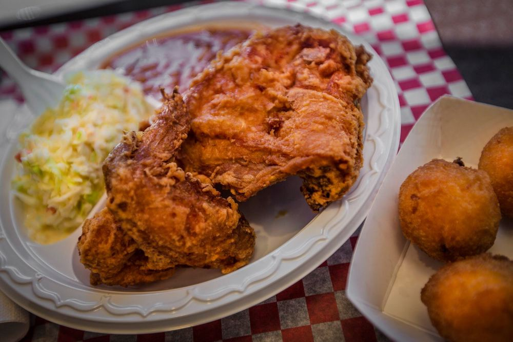 cheap fried chicken in asheville