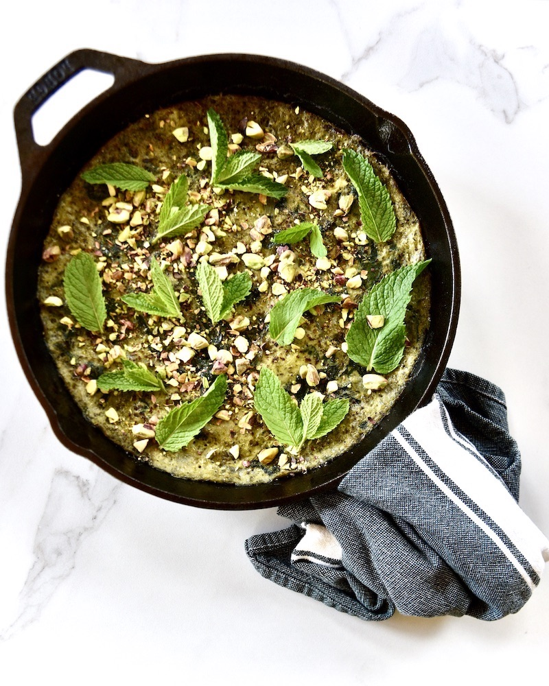 green-pesto-frittata-recipe-for-using-up-greens