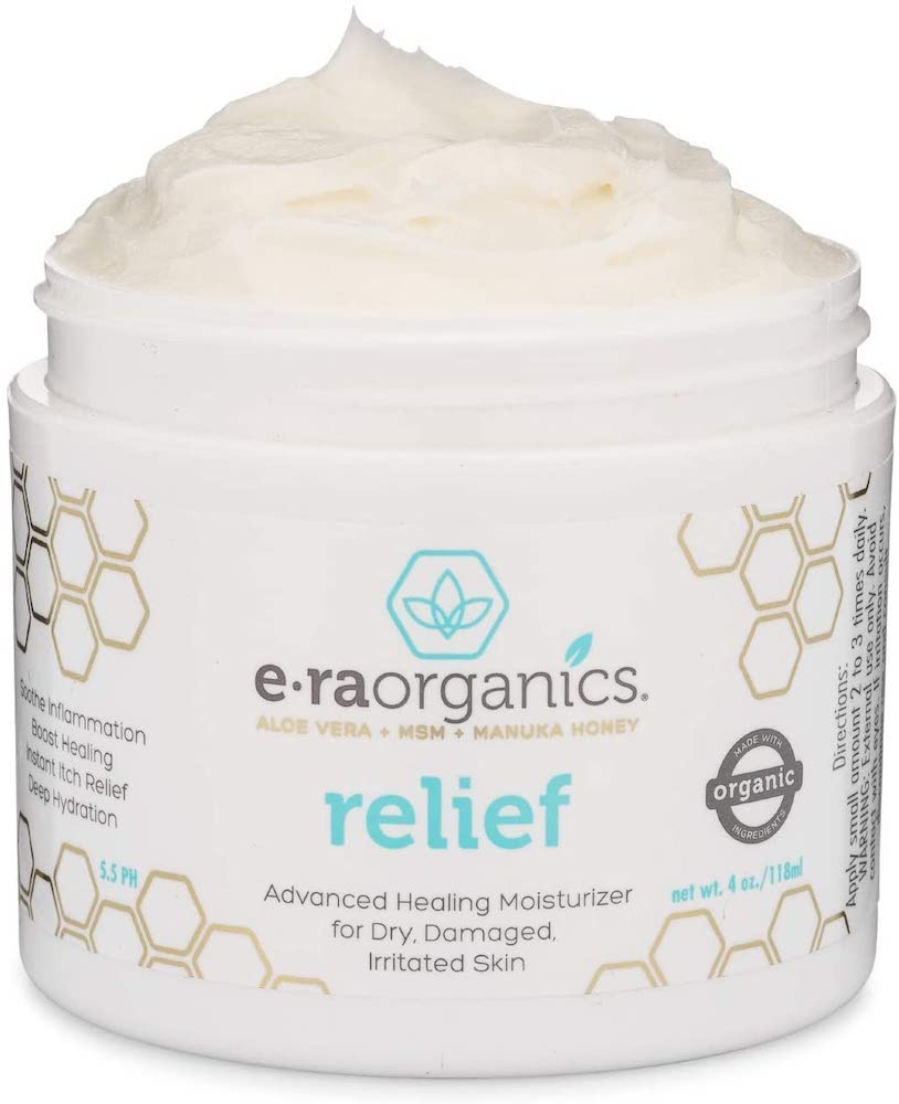 steroid free eczema cream