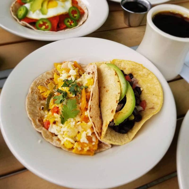 best vegetarian tacos austin