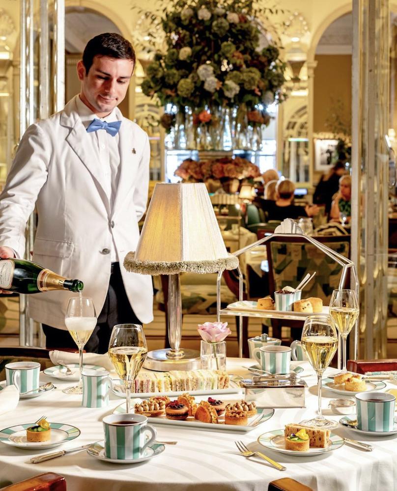 best high tea london