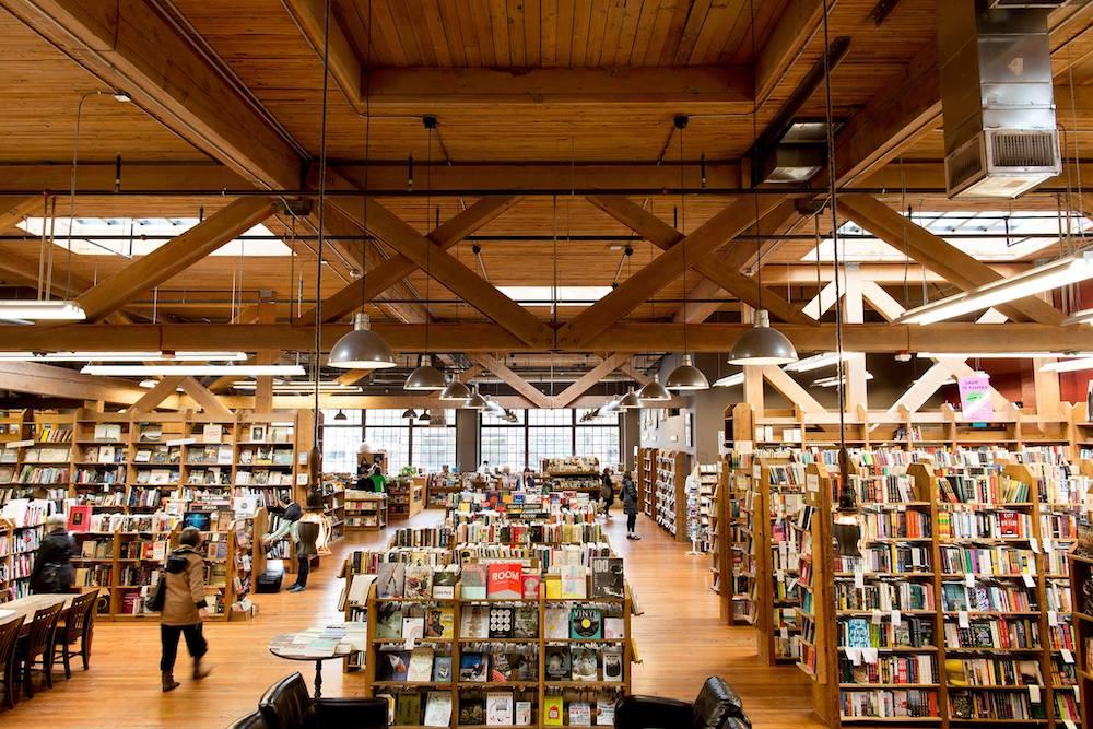 best bookstore seattle