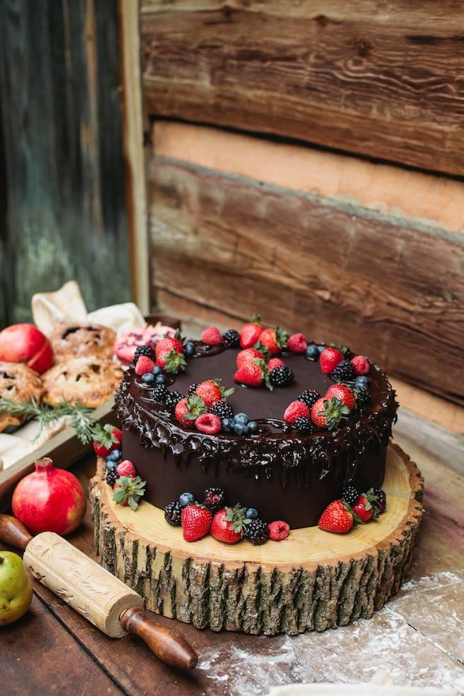 best natural birthday cakes asheville