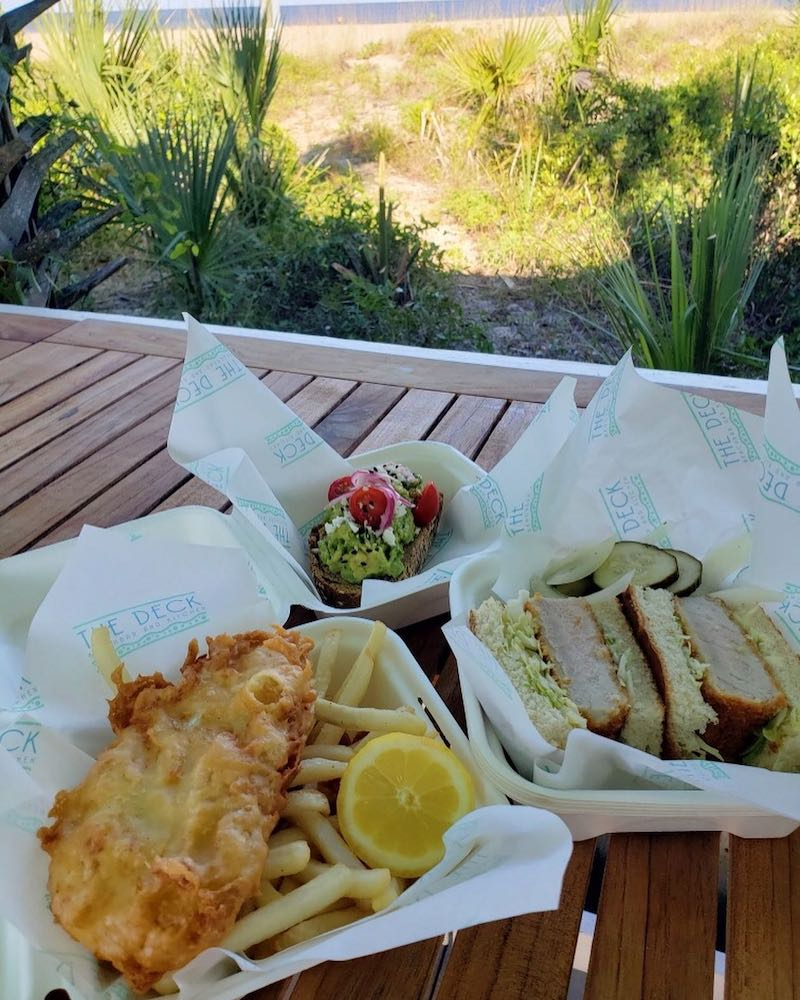 tybee island waterfront restaurants