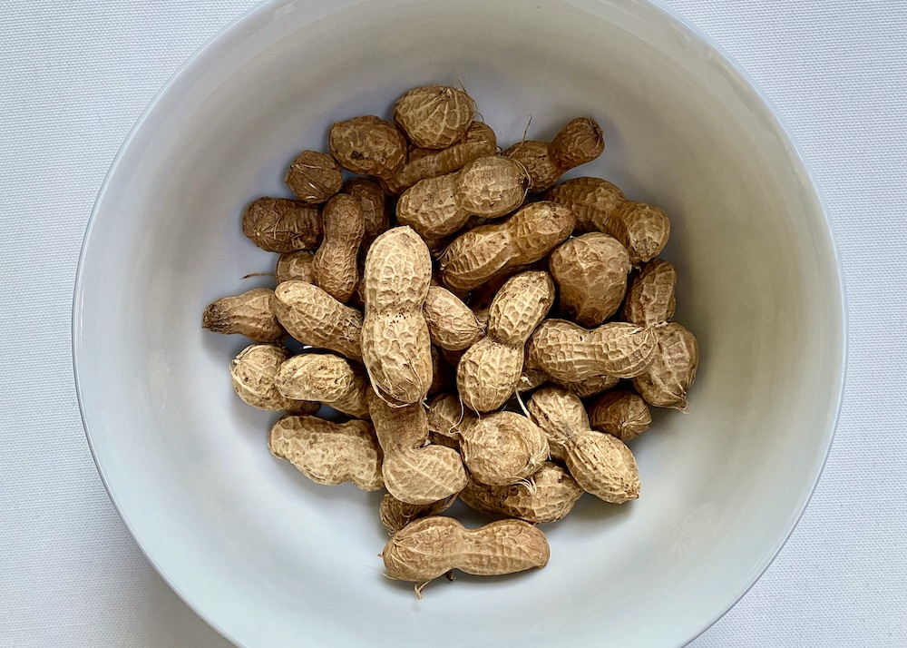 how to roast fresh raw peanuts - dig your own virginia peanuts