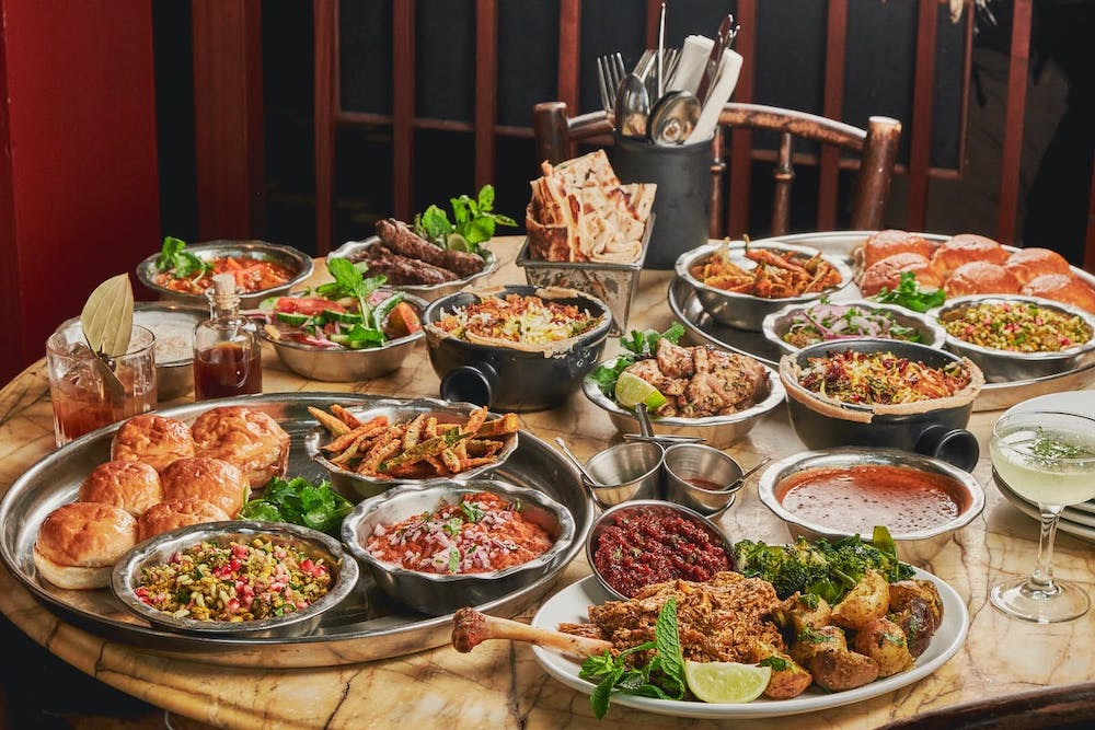 best indian restaurant london