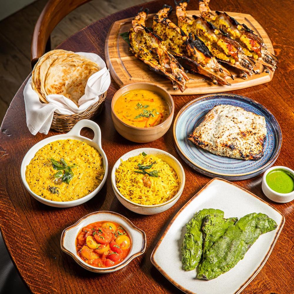 best indian food london
