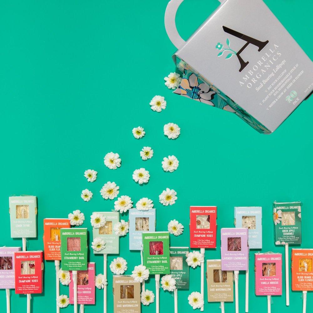 flower-lollipops_creative-party-favors