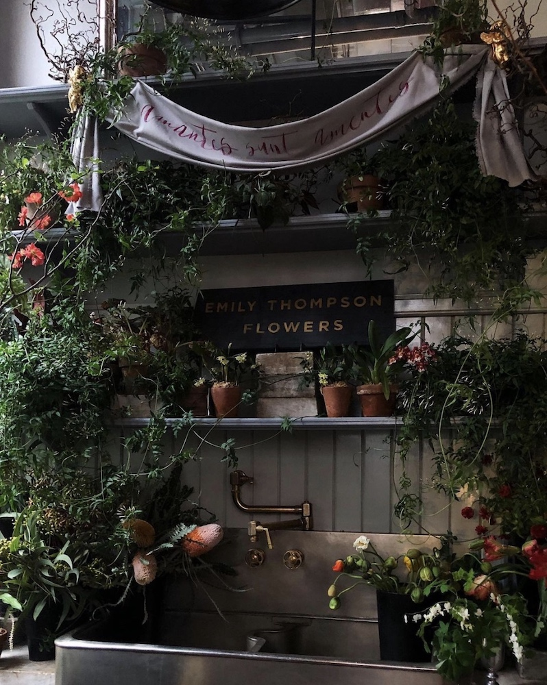 best flower shops soho nyc